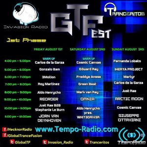 Warm Up - Global Trance Fusion Fest #GTFest - Cosmic Canvas