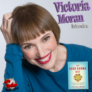 Victoria Moran: Holy Crap! She's on My Show!