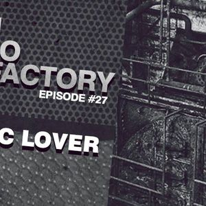 electric lover for Czech techno manufactory 21.3.2016