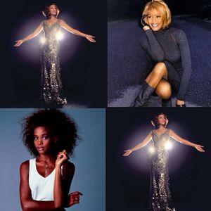 Whitney Houston club tribute