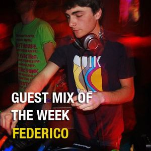 Guest Mix Of The Week: March 2012 Mixtape by Federico