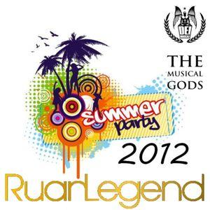 Ruan Legend (Dei Musicale) - SUMMER PARTY MIX
