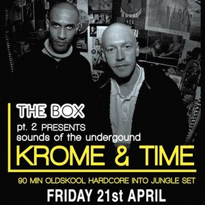 Krome and Time Box Part 2 (21/4/2017)