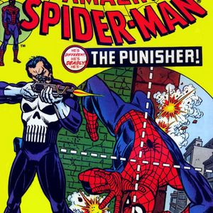 46 - Amazing Spider - Man #129, The First Appearance Of The Punisher