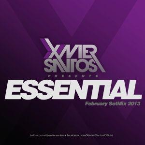 Xavier Santos - Essential Set Mix (February 2013)