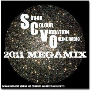 SCV's 2011 Megamix (Online Radio Vol 109)