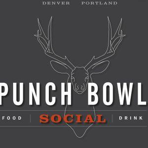 Punch Bowl Social - 10/04/2014