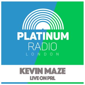 Kevin Maze - Club Vibes / Tuesday 20th December @6pm / Platinum Radio London