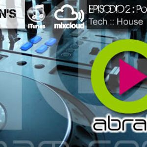 Episodio 2 :: Podcast sessions – DJ Abraham Gee (03-10-2011)