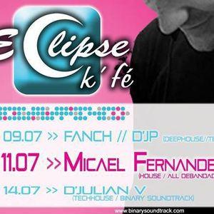 Mix @ L'Eclipse Kfé 10/07/2013