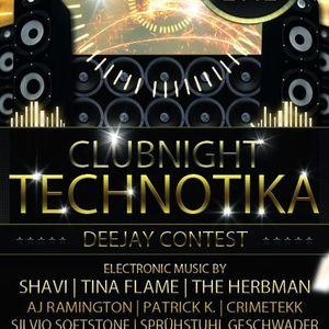CrimeTekk - TECHNOTIKA Promo Mix