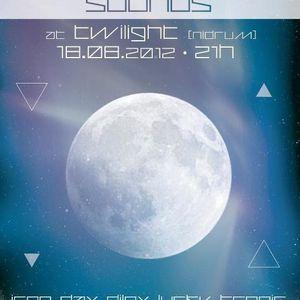 Iron Dax @ Electronic Moon Sounds 18.08.2012 (Twilight, Nidrum)