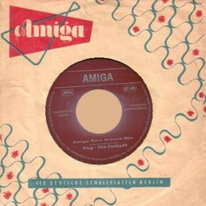 Amiga Rare Groove Mix by Plug the funky 45