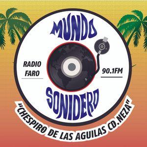 Mundo Sonidero programa transmitido el día 23 de Junio 2016 por Radio FARO 90.1 FM