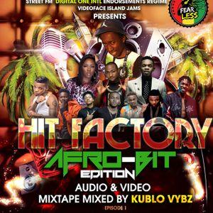 HIT FACTORY AFRO-BIT EP1