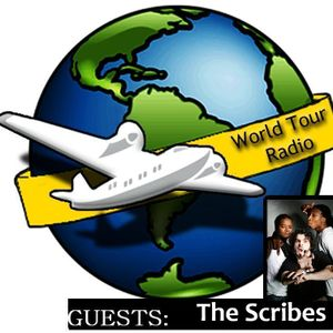 7. World Tour Radio: Show 7: 11th March 2011 with Mauri, Vishal & GUESTS THE SCRIBES