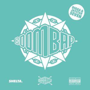 DJ Digga & JayStarSeven - The Boom Bap @ Barabicu Promo Mixtape vol. 1 (oktober 2017)