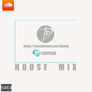 DJ PAAK HOUSE MIX