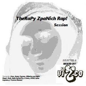 Therapy Zpanich Rap! Session selected & mixed by Dj Vizco Grx.05.05.2k16
