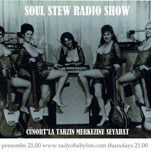 Cunort Presents Soul Stew Radio Show #34 [03rd NOV 2011]