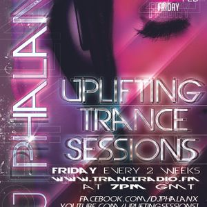 DJ Phalanx - Uplifting Trance Sessions EP. 060/pow.by uvot.net/guest:Bryan Summerville/aired:22.2.13