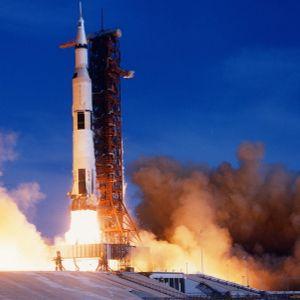 Mixtape Overdub: Apollo 11 to Tranquility Base