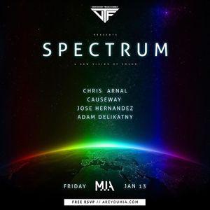 Live @ Spectrum (VTF Debut)