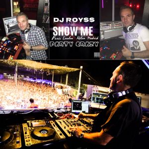 mix by djroyss 2016 the crazy mix