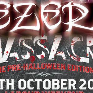 Ben Serum - Bezerk Massacre - Promo Mix