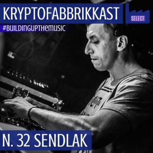 #buildingupthemusic_KRYPTOFABBRIKKAST_N.32 SENDLAK