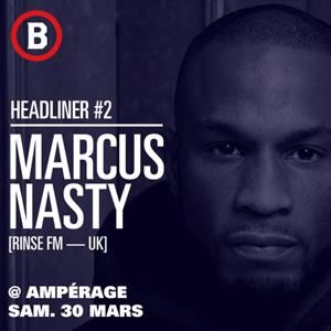 Bassodrome Festival 2.5 Promo Mix #2 : Sounds Of Marcus Nasty