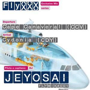 Jeyosai exclusive DJ mix for FlyXXX 26/03/2011