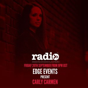 Edge Events Present Carly Carmen