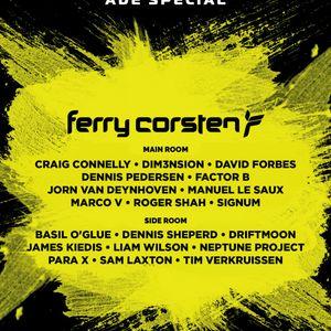 04 Ferry Corsten Live @ Luminosity @ Amsterdam Dance Event @ Club Panama 19-10-2017