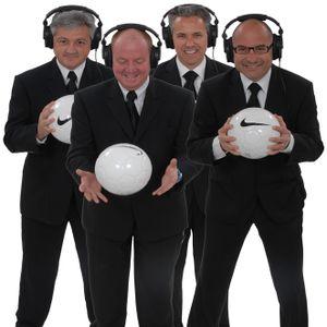 Four Diegos @SENNEWS with @TheSunFootball UK journo Mike McGrath @mcgrathmike March 22 2016