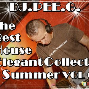 DJ.PEE.G. - THE BEST HOUSE ELEGANT COLLECTION SUMMER VOL 02.@ 2012.AUGUST