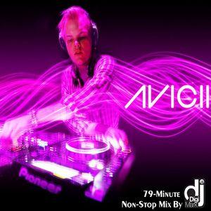 Avicii Non-Stop  Mix CD by DJ DigiMark