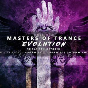 Frozen Skies - Masters Of Trance Episode #018 Live @1Mix Radio | 1mix.co.uk | 09. Oct 2015