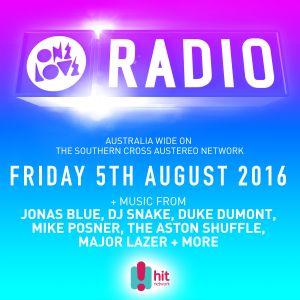 onelove radio 5th August 2016
