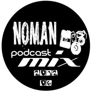 NoMaN Podcast mix 2012 06