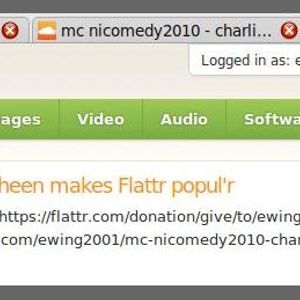 mc nicomedy2010 - CANDY 003 [CharlieSheen-noNegation-'march'11:04; - mixx!]