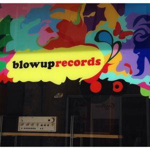 Rencontre avec le disquaire Blow Up, Metz 26 avril 2014