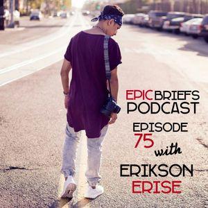 Episode 75 - Photographer Erikson Erise aka qpid360