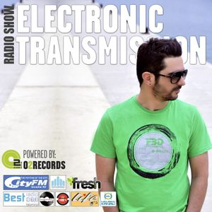 Andreas Agiannitopoulos (Electronic Transmission) Radio Show_72