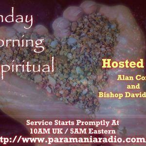 Sunday Morning Spiritual Show
