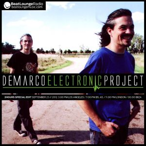 Demarco Electronic Project @ BL Special Edition @ 2012 @