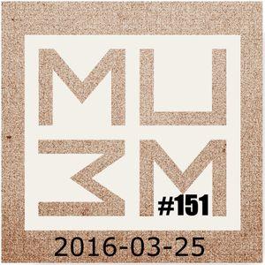 Music Emergency # 151 (2016-03-25)