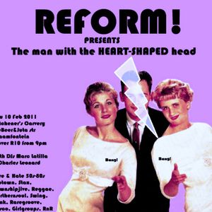 REFORM! is not in love