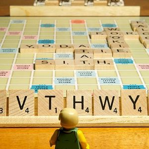 Dont Drink andScrabble