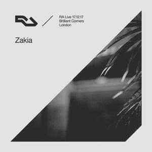 2017-12-17 - Zakia @ Brilliant Corners, London (RA Live)